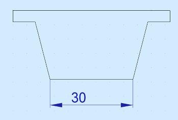 寸法、その他線分の長さの変更