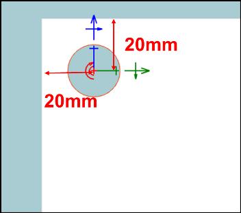幾何拘束距離