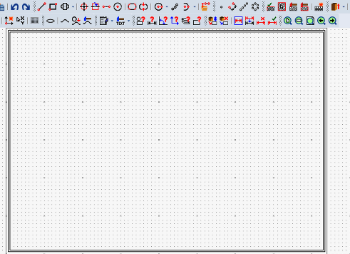 図面枠の挿入